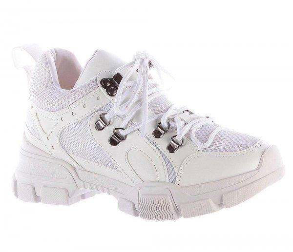 Tênis Sneaker White