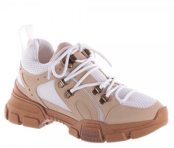 Tênis Sneaker Bicolor