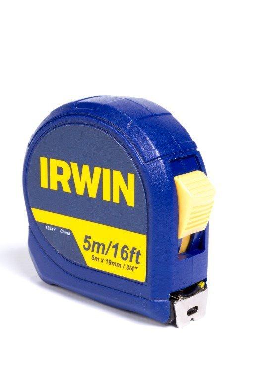 TRENA DE AÇO 5 METROS X19 MM  IRWIN (IW13947)