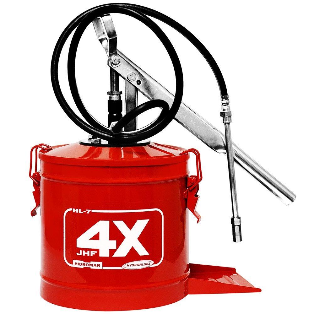 Maquina De Engraxar 4 Kg Hydronlubz 8487