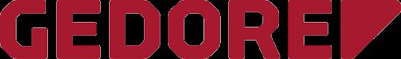 R27754061 ALICATE PARA ANEIS INTERNOS PONTAS CURVAS, 19-60 MM GEDORE RED