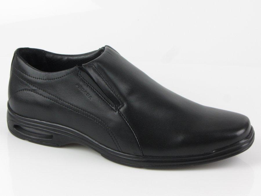 4482ed435 Sapato Social Masculino 125201-01 Pegada - Preto