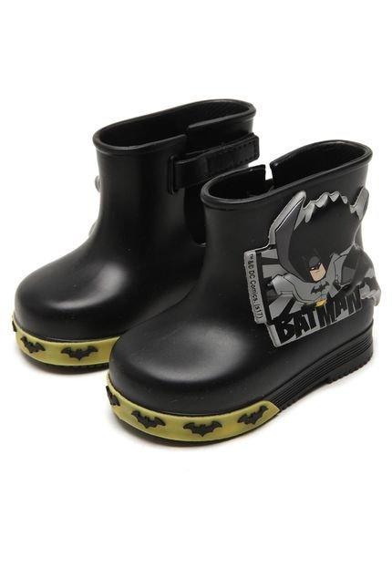 9e04cacb9c Galocha Infantil Menino 21562 Grendene Kids Batman - Preto