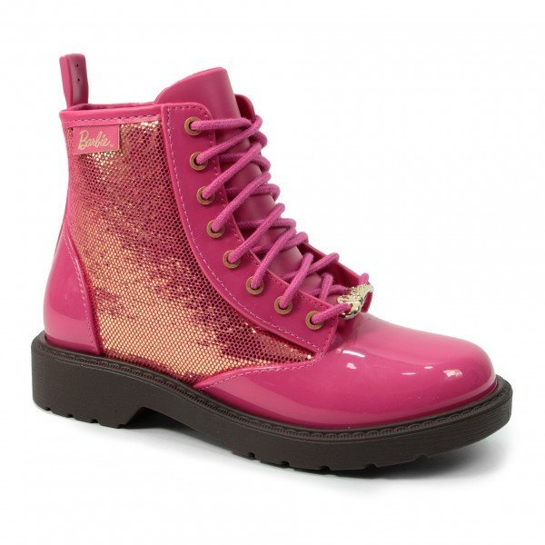f94f6fb97 Bota Infantil Menina 21571 Grendene Kids Barbie Fashion Girl ...