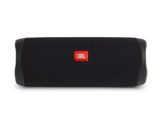 Caixa de Som JBL Flip 5, Bluetooth, 20W RMS, à Prova D´Água - Preta