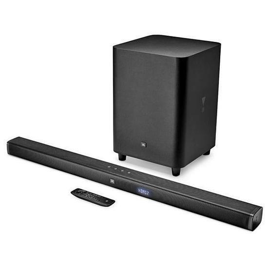 Caixa de Som JBL SoundBar 3.1 USB / Bluetooth
