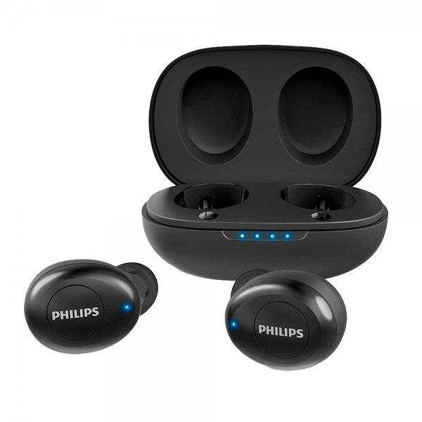 Fone de Ouvido Philips Wireless Preto - TAUT102BK/00