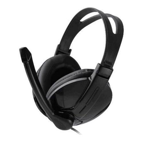 Fone de Ouvido com Microfone DF-300 DEX (PRETO)