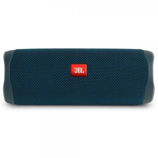 Caixa de Som JBL Flip 5, Bluetooth, 20W RMS, à Prova D´Água - Azul