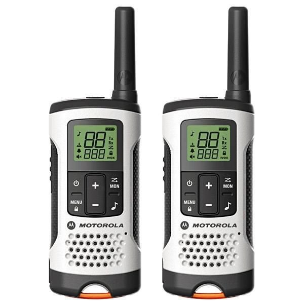 Rádio Comunicador Motorola Talkabout T260MC 40KM