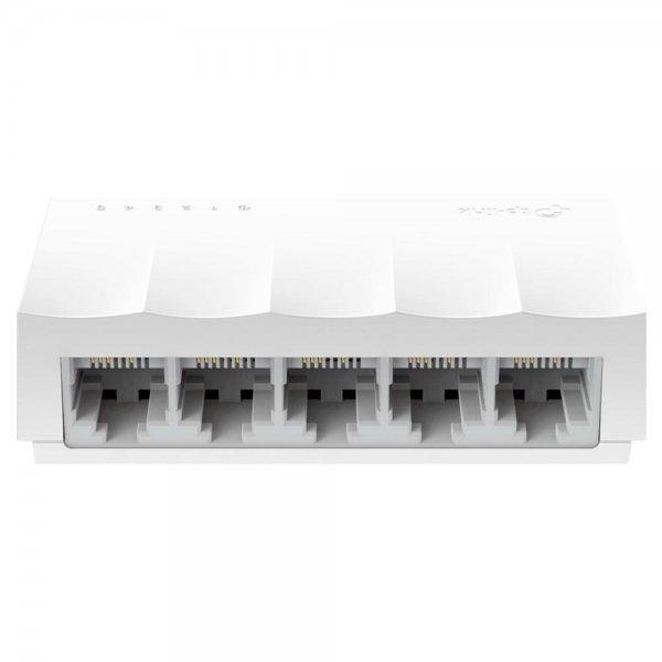 Switch de Mesa TP-Link 5 Portas 10/100Mbps - LS1005
