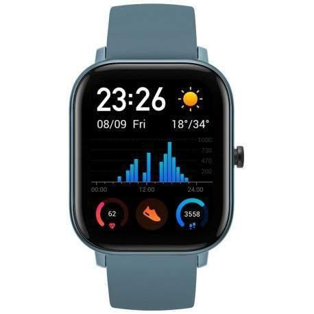 Smartwatch Xiaomi Amazfit GTS A1914 Bluetooth / GPS - Azul