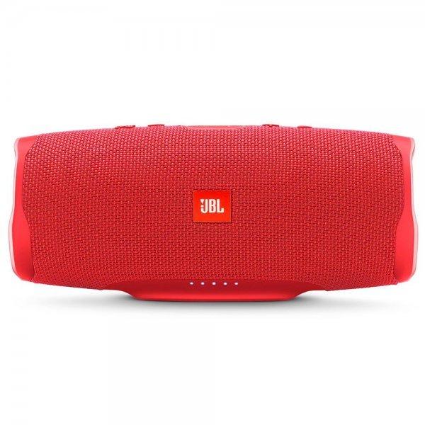 Caixa de Som Portátil JBL Charge 4, Bluetooth, 20W, À Prova D´Água, Vermelho