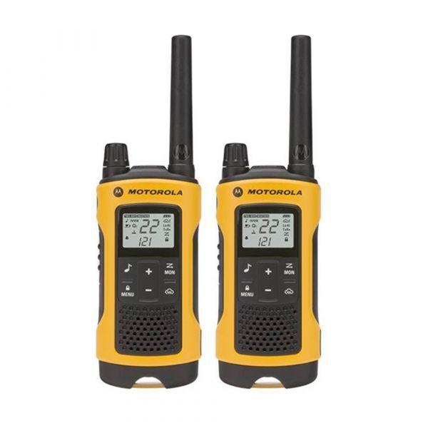 Rádio Comunicador Motorola Talkabout T-400MC 56KM