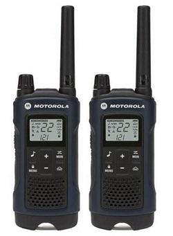 Rádio Comunicador Motorola Talkabout T-460MC 56KM