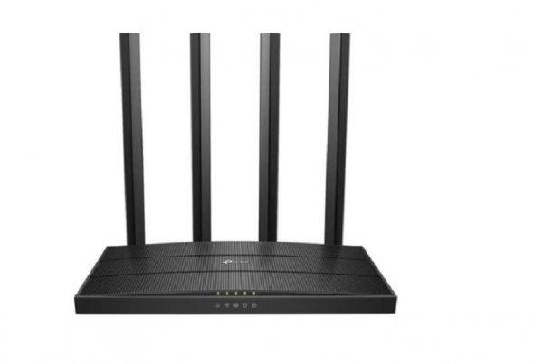 Roteador TP-Link  Archer C6 AC1200 Full Gigabit Mesh Wi-Fi (Versão 3.20)