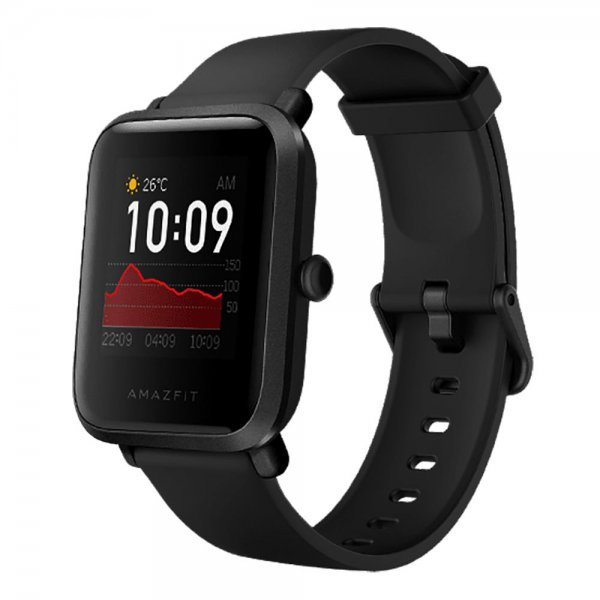 Relogio Smartwatch Xiaomi Amazfit Bip S com GPS A1821 - Preto