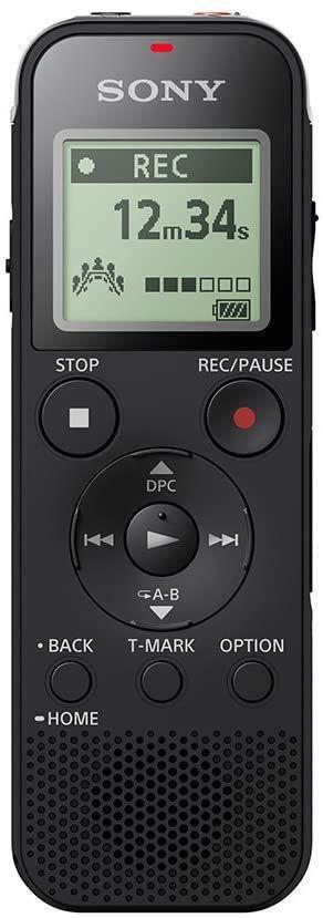 Gravador De Voz Sony ICD-PX470 4GB