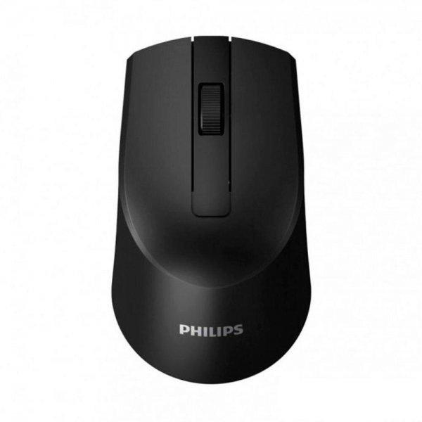 Mouse Sem Fio Óptico 1600DPI Philips M374 SPK7374