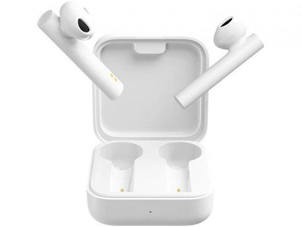 Fone de Ouvido Bluetooth Xiaomi Mi True Wireless - Intra-auricular com Microfone