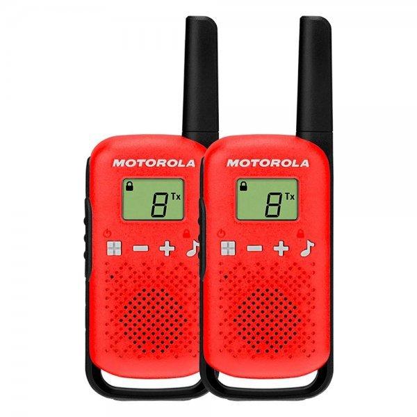 Rádio Comunicador Motorola Talkabout T110 26 Canais 25KM