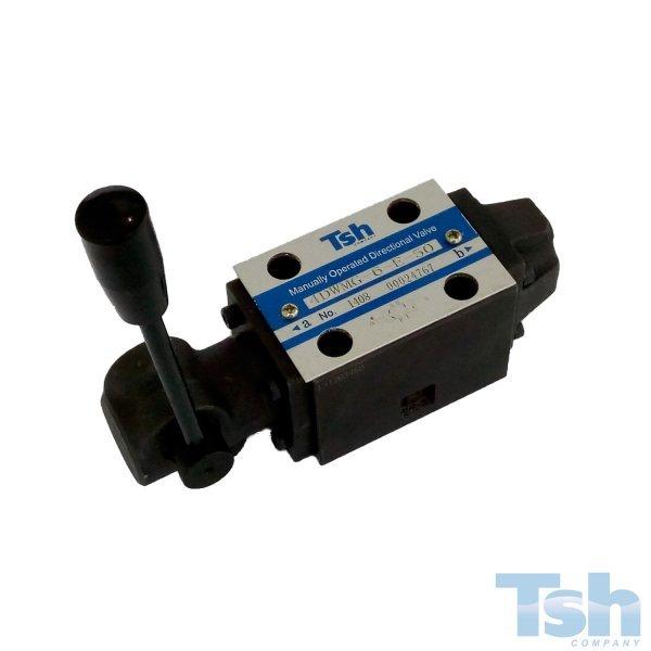 Válvula Direcional Modular 4/3V TN6 60L/min 315bar