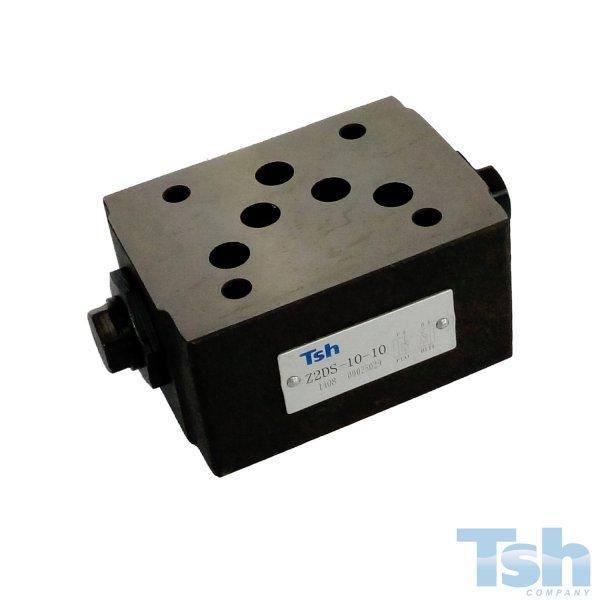 Válvula Hidráulica de Retenção Modular TN10 80L/min 315bar