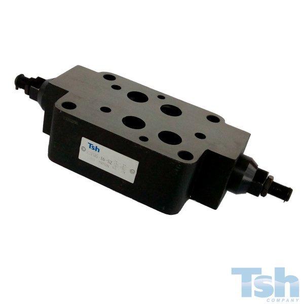 Válvula Controle de Fluxo Modular TN6 250L/min 315bar