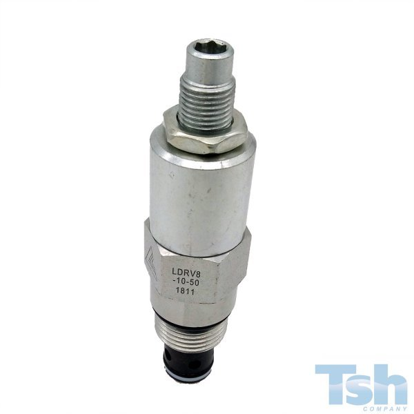 Válvula Hidráulica Limitadora de Pressão CAV10 38~350bar