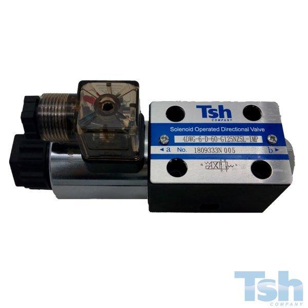 Válvula Direcional Modular 4/2V TN6 125V 60L/min 315bar