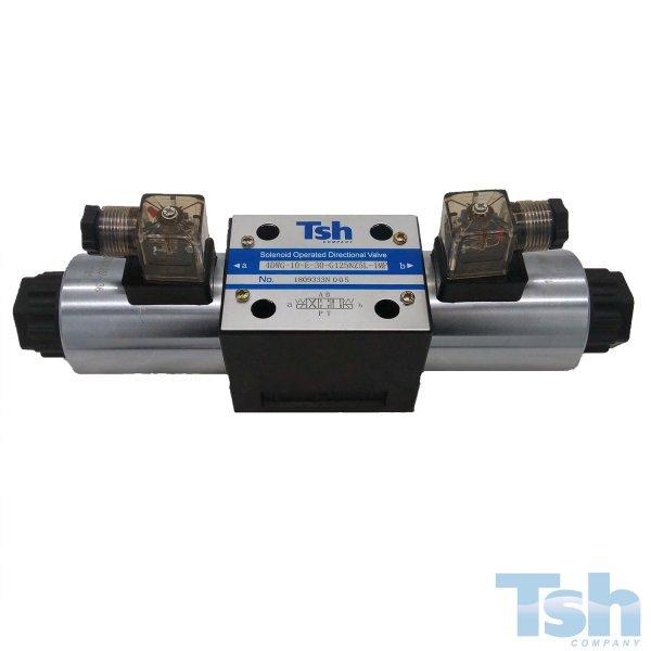 Válvula Direcional Modular 4/3V TN10 125V 120L/min 315bar
