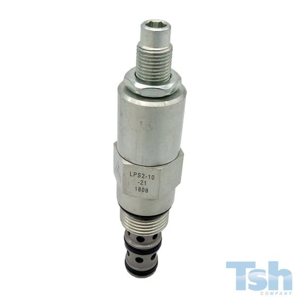 Válvula Hidráulica de Sequência CAV10 38L/min 28~145bar