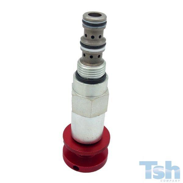 Válvula Hidráulica Redutora de Pressão CAV8 11L/min 21~83bar