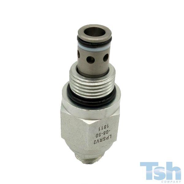 Válvula Hidráulica Limitadora de Pressão CAV8 4~350bar