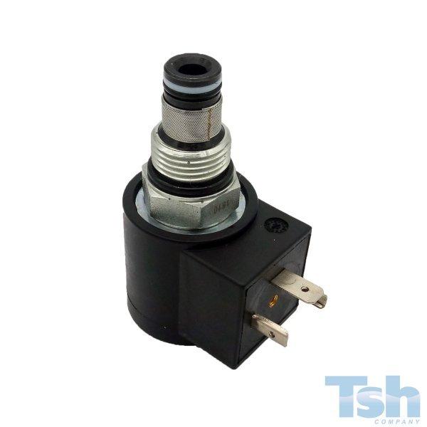 Válvula Direcional Cartucho 2/2 Vias CAV8 24V 28L/min 250bar