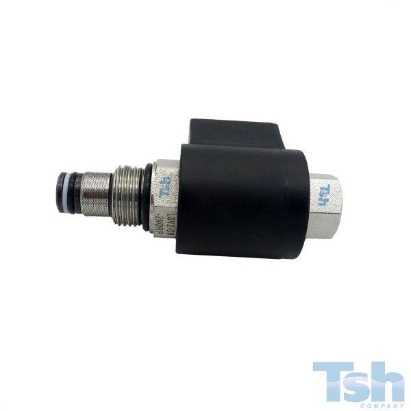 Válvula Direcional Cartucho 2/2V CAV12 220V 110L/min 250bar