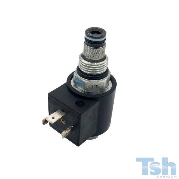 Válvula Direcional 2/2 Vias Cav12 220V 110L/min 250bar