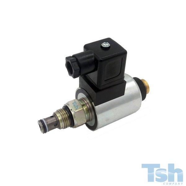 Válvula Proporcional de Pressão Cav08 140bar 5L/min 24V