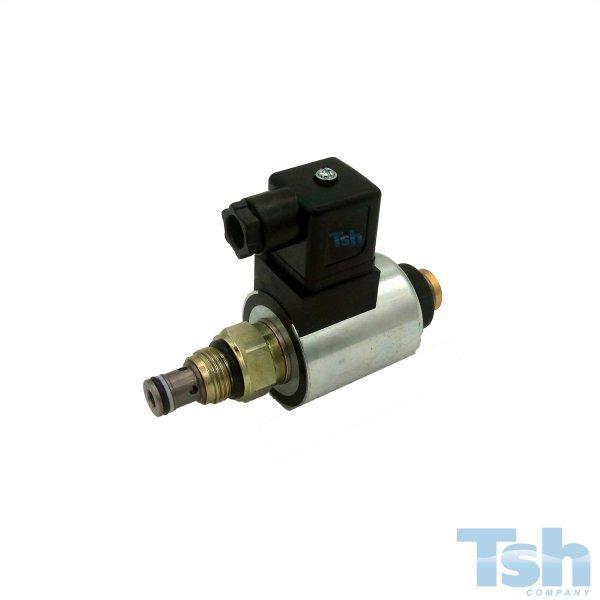 Válvula Proporcional de Pressão CAV10 15~140bar 120L/min 24V