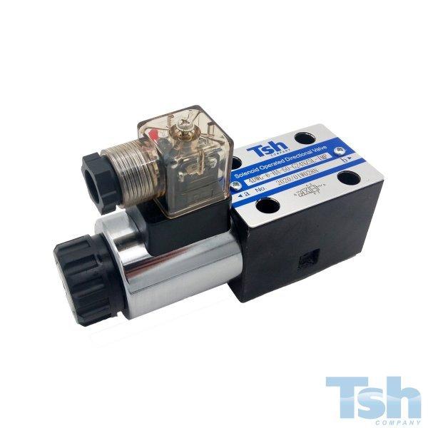 Válvula Direcional Modular 4/2 CAC TN6 24V 60L/min 315bar