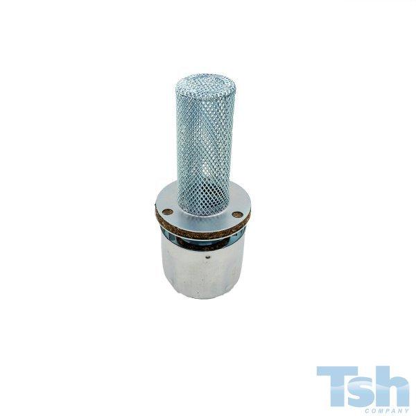 Bocal de Enchimento de Tanque com Filtro 40µ 150L/min