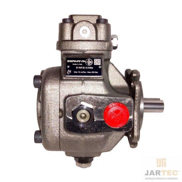Bomba De Palhetas Variável 16 cm³/Rot Horário 20-250bar