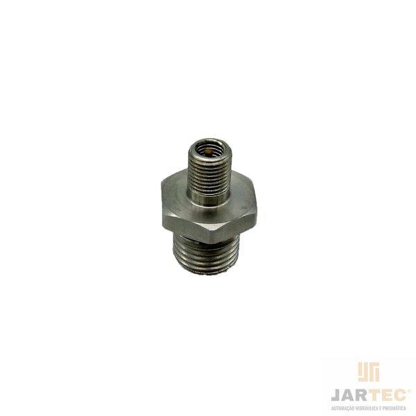 Válvula de Gás para Acumulador BLAK 1/2