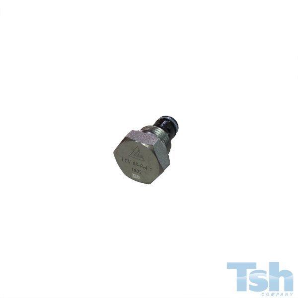 Válvula Hidráulica de Retenção CAV8 20L/min 250bar
