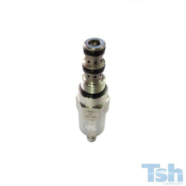 Válvula Hidráulica de Sequência CAV8 22L/min 31~165bar