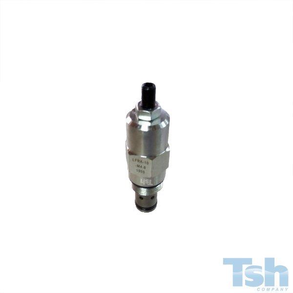 Válvula Hidráulica Controle Fluxo CAV10 3~10L/min 240bar