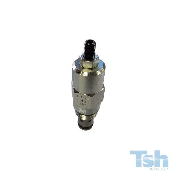 Válvula Controle de Fluxo Compensadora CAV10 240bar