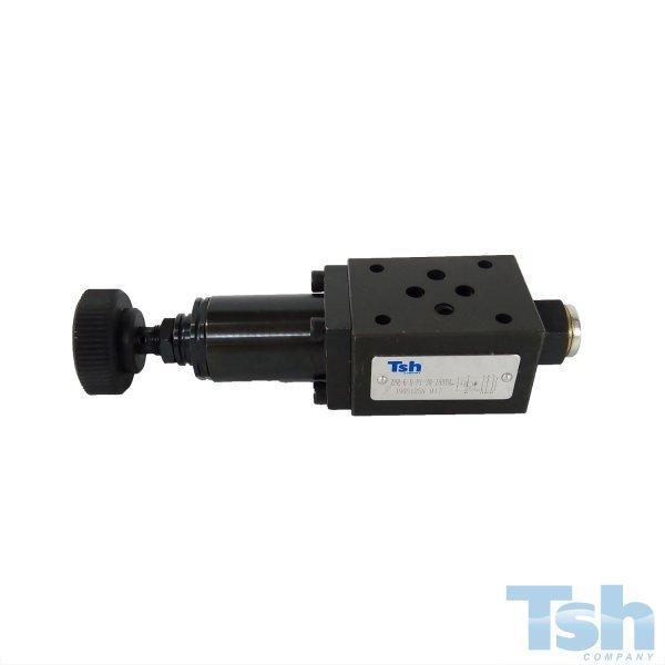 Válvula Hidráulica Redutora de Pressão TN6 30L/min 150bar