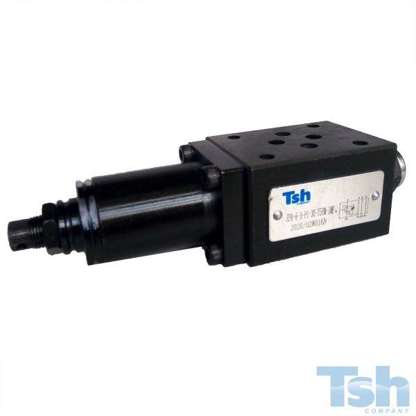 Válvula Hidráulica Redutora de Pressão TN6 30L/min 75bar