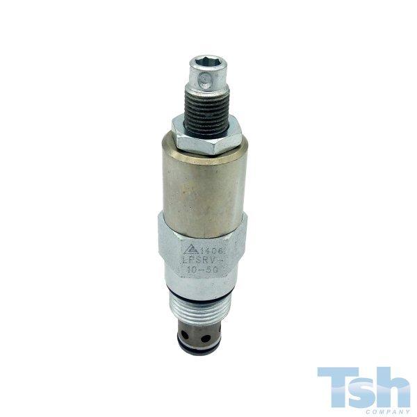 Válvula Hidráulica Limitadora de Pressão CAV10 41~350bar